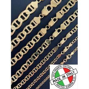 Harlembling Men Gold Silver Necklace Or Bracelet
